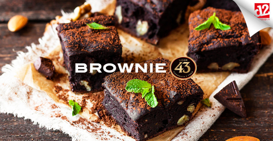 Licor 43 Rezept, leckere Brownies