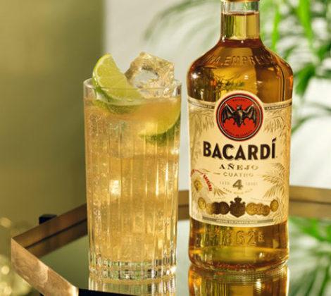 Bacardi Cuatro Premium Rum