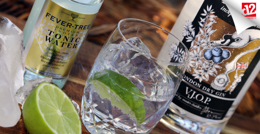 Fever Tree mit Gin, Gin & Tonic