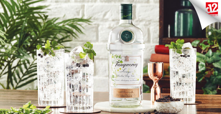 Tanqueray Lovage – Limited Edition Gin