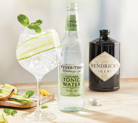 Fever Tree Cucumber Water