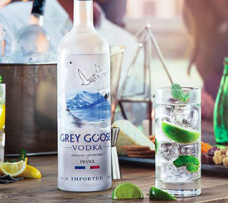 Grey Goose Vodka, ein französisches Meisterwerk