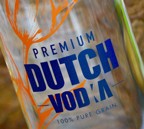 Holländischer Wodka: Premium Dutch Vodka