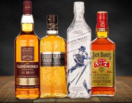 Neue Whiskys, sind Sie auf dem Laufenden?