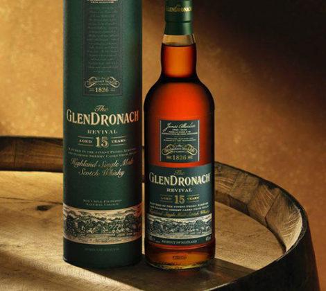 Glendronach 15 Revival: ist wieder zurück