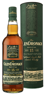 Glendronach Revival: leckerer Sherry Whisky
