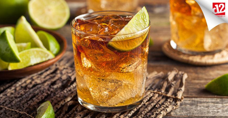 Dark & Stormy: ein Cocktail für Rum Liebhaber