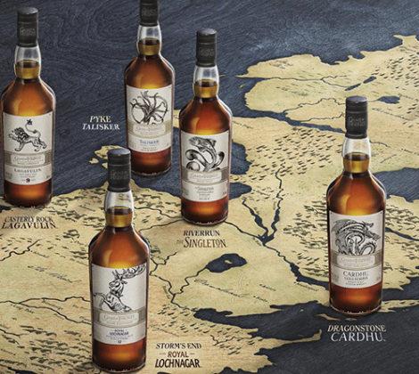 Game of Thrones Whiskys: inspiriert von einer der erfolgreichsten Serien aller Zeiten.
