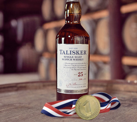Talisker 25 years 2017: ein Whisky Award Gewinner