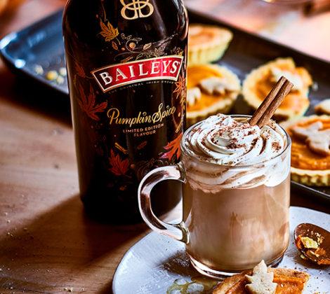 Baileys Pumpkin Spiced: Herrlich an kälteren Tagen