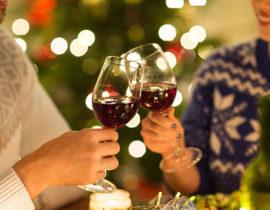 Rotwein zu Weihnachten? Lassen Sie sich inspirieren