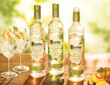 Ketel One Botanical: Ein Wodka mit Twist.
