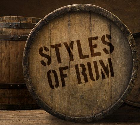 Rum Stile: Kennen Sie die Unterschiede?