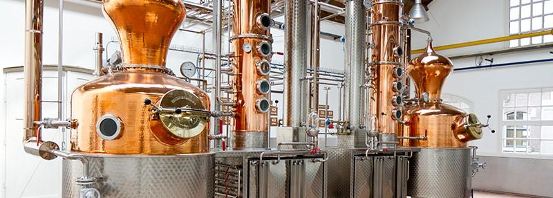 Die De Kuyper Destillerie
