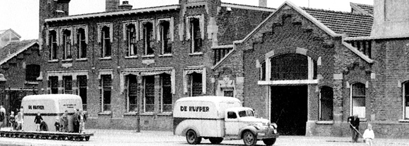 Der Beginn von De Kuyper